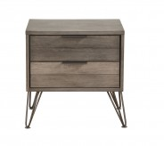 Urbanite Brown Night Stand Available Online in Dallas Fort Worth Texas