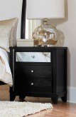 Odelia Black Night Stand Available Online in Dallas Fort Worth Texas