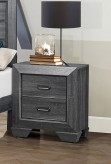 Beechnut Grey Night Stand Available Online in Dallas Fort Worth Texas