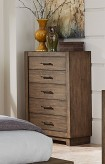 Korlan Brown Oak Chest Available Online in Dallas Fort Worth Texas