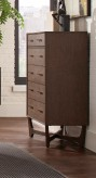 Homelegance Ruote Brown Chest Available Online in Dallas Fort Worth Texas