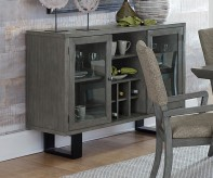 Homelegance Avenhorn Grey Server Available Online in Dallas Fort Worth Texas