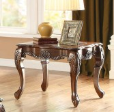 Homelegance Logan Dark Cherry E... Available Online in Dallas Fort Worth Texas