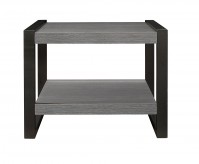 Homelegance Dogue Grey End Table Available Online in Dallas Fort Worth Texas