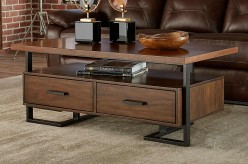 Homelegance Sedley Walnut Coffe... Available Online in Dallas Fort Worth Texas