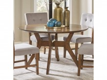 Homelegance Edam Round Dining T... Available Online in Dallas Fort Worth Texas