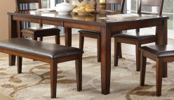 Mantello Cherry Dining Table Available Online in Dallas Fort Worth Texas