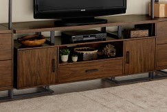 Homelegance Sedley Walnut TV Co... Available Online in Dallas Fort Worth Texas