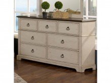 New Classic Avalon White Dresser Available Online in Dallas Fort Worth Texas
