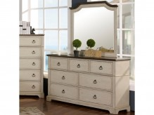 New Classic Avalon Whtie Mirror Available Online in Dallas Fort Worth Texas