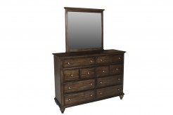 New Classic Fallbrook Mirror Available Online in Dallas Fort Worth Texas