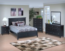 New Classic Tamarack 5pc Black ... Available Online in Dallas Fort Worth Texas