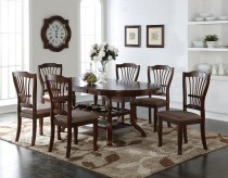 New Classic Bixby 7pc Dining Ro... Available Online in Dallas Fort Worth Texas