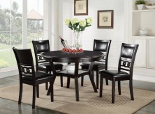 New Classic Gia 5pc Ebony Dinin... Available Online in Dallas Fort Worth Texas