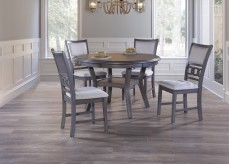 New Classic Gia 5pc Gray Dining... Available Online in Dallas Fort Worth Texas