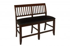 New Classic Kaylee Brown Bench Available Online in Dallas Fort Worth Texas