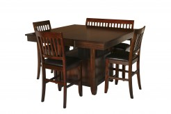 New Classic Kaylee 5pc Brown Co... Available Online in Dallas Fort Worth Texas
