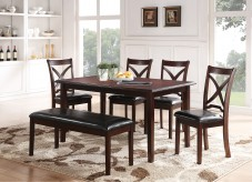 New Classic Milo 6pc Dining Roo... Available Online in Dallas Fort Worth Texas
