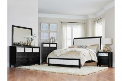Homelegance Odelia 5pc Black Qu... Available Online in Dallas Fort Worth Texas