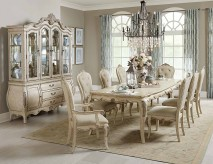 Elsmere 9pc Dining Room Set Available Online in Dallas Fort Worth Texas