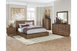 Homelegance Korlan 5pc Brown Oa... Available Online in Dallas Fort Worth Texas