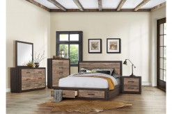 Homelegance Miter 5pc Queen Bed... Available Online in Dallas Fort Worth Texas