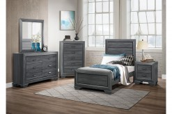 Homelegance Beechnut 5pc Grey T... Available Online in Dallas Fort Worth Texas