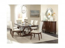Homelegance Oratorio 7pc Cherry... Available Online in Dallas Fort Worth Texas