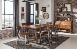Homelegance Holverson 7pc Brown... Available Online in Dallas Fort Worth Texas