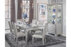 Homelegance Allura 7pc Silver D... Available Online in Dallas Fort Worth Texas