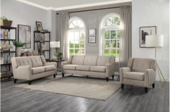 Homelegance Roweena 2pc Beige S... Available Online in Dallas Fort Worth Texas
