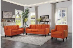 Homelegance Roweena 2pc Orange ... Available Online in Dallas Fort Worth Texas