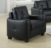 Coaster Jasmine Black Chair Available Online in Dallas Fort Worth Texas