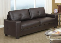 Coaster Jasmine Brown Sofa Available Online in Dallas Fort Worth Texas