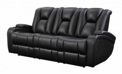 Coaster Delange Power Reclining Sofa Available Online in Dallas Fort Worth Texas