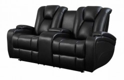 Delange Power Reclining Loveseat Available Online in Dallas Fort Worth Texas