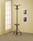 Coaster Elegant Black Coat Rack... Available Online in Dallas Fort Worth Texas