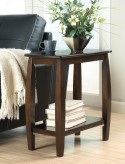Terry Chairside Table Available Online in Dallas Fort Worth Texas