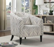 Coaster Saleek Multi-Color Chair Available Online in Dallas Fort Worth Texas