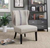 Coaster Martin Grey Chair Available Online in Dallas Fort Worth Texas