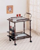 Coaster Kitchen Carts Cherry Se... Available Online in Dallas Fort Worth Texas