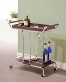 Coaster Kitchen Carts Brown Ser... Available Online in Dallas Fort Worth Texas