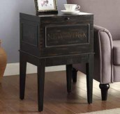 Coaster New York Accent Cabinet Available Online in Dallas Fort Worth Texas