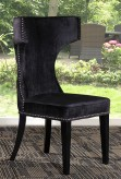 VIG Alto Black Fabric Dining Ch... Available Online in Dallas Fort Worth Texas