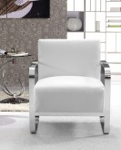 VIG Divani Casa Brizo White Lea... Available Online in Dallas Fort Worth Texas
