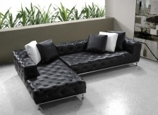 VIG Divani Casa Jazz Tufted Lea... Available Online in Dallas Fort Worth Texas