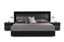 VIG Grace Black Bed Available Online in Dallas Fort Worth Texas