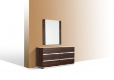 VIG Luxor Ebony Mirror Available Online in Dallas Fort Worth Texas