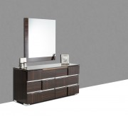 VIG Picasso Ebony Lacquer Mirror Available Online in Dallas Fort Worth Texas