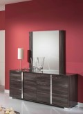 San Marino Grey Mirror Available Online in Dallas Fort Worth Texas